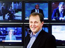 Ředitel televize NOVA Petr Dvořák.