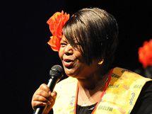 Vystoupení Harlem Gospel Choir v brněnském Janáčkově divadle
