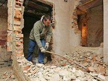 Kavárna Era v Brně se opravuje