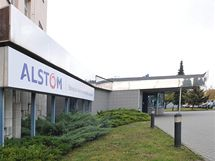 Sídlo brněnské firmy Alstom