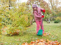 Shrabané listí zpracujte do kompostu, vyrobíte si kvalitní listovku