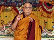 Dalajlama zavítal do indického Tawangu (9. listopadu 2009)