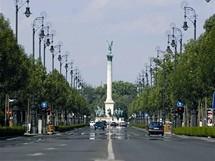 Maďarsko, Budapešť - Andrassyho třída