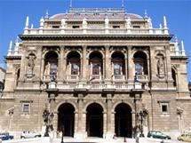 Maďarsko, Budapešť, Opera na Andrássyho třídě