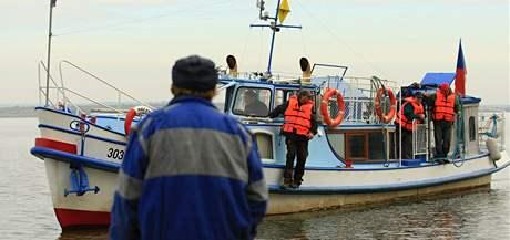 Výletní loď Pálava končí po sezoně na hladině Nových Mlýnů