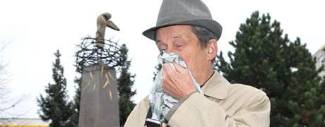 V Bohunicích byl odhalen památník bojovníků proti komunismu a obětí komunistické zvůle