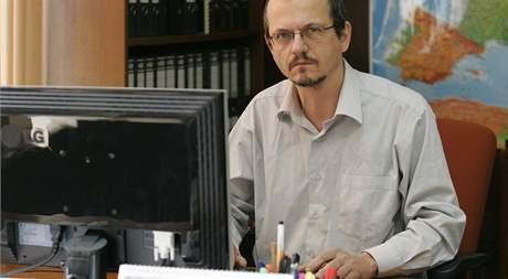 Josef Krob byl hostem on-line iDNES.cz