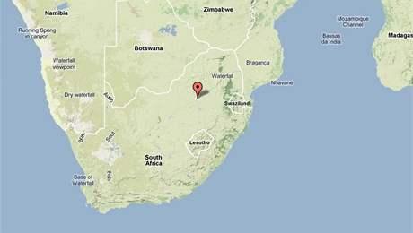 Midrand, Jižní Afrika