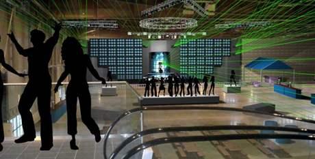 Apokalypsa - Techno Hall na brněnském výstavišti