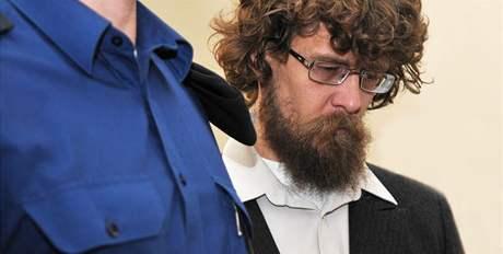 Radim Odehnal obžalovaný z brutální vraždy a znásilnění u Krajského soudu v Brně