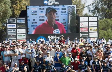 Tiger Woods, Australian Masters