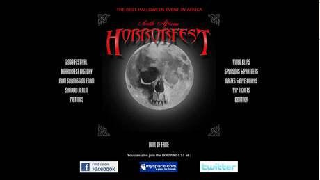 Stránky festivalu Horrorfest