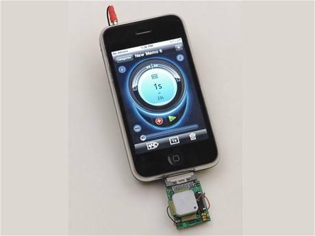 Chemický senzor NASA do mobilních telefonů