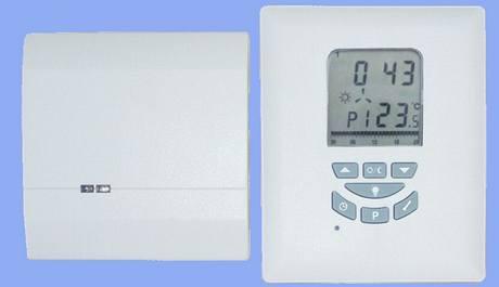 Bezdrátový termostat