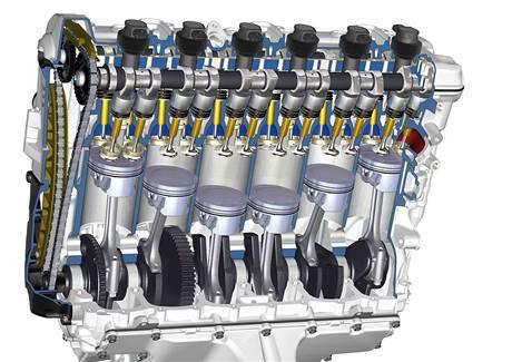Motor pro motorku BMW Concept 6