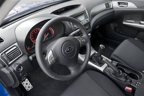 Subaru Impreza WRX 265