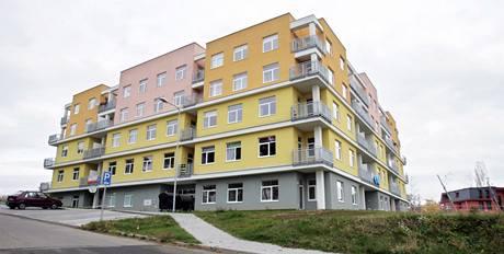 Nové bydlení v Milovicích