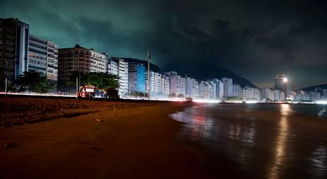 Blackout v Brazílii. (11. listopadu 2009)