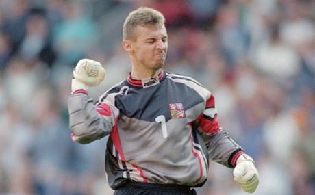 Euro 1996: Petr Kouba