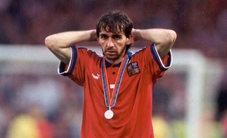 Euro 1996: Jiří Němec