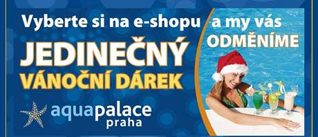 Aquapark Čestlice: Vánoční reklama 2009