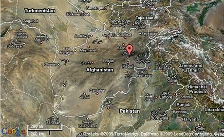 Věznice Bagram v Afghánistánu