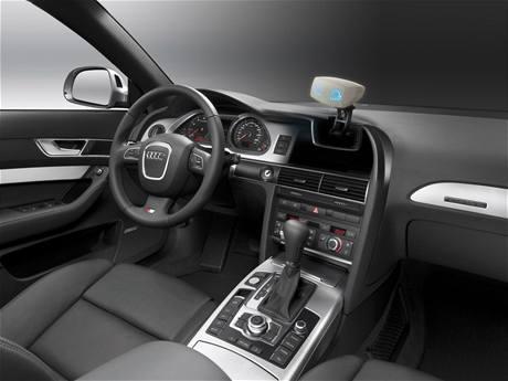 Inteligentní navigační systém AIDA