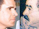 Dva úhlavní nepřátelé František Mrázek a Antonín Běla.