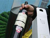 Na brněnském náměstí Svobody se slavnostně otevírají Svatomartinská vína