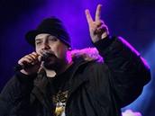 Rapper James Cole.