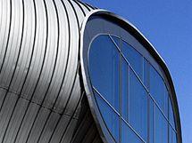 Centrum architektury v Amsterdamu, René van Zuuk; 1999-2003