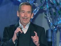 Koncert Už je to tady - Václav Havel