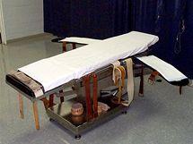 Ve věznici v Greensville je již připraveno lůžko na popravu Johna Allena Muhammada.