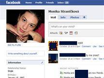 Falešný profil - Monika