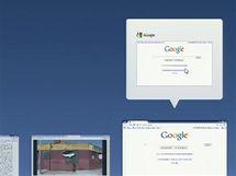 Google Chrome OS - přepínání mezi okny a plochami