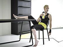 Excelentní studentský design 2009 - Lucie Koldová, nábytek Home fitness
