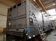 Nejvýkonnější úzkorozchodná elektrická lokomotiva na světě