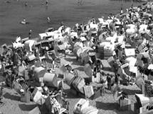 Rujana, 1973. Do Německé demokratické republiky se dalo jezdit bez devizového příslibu