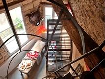 Hotel ve francouzském Nantes nabízí ubytování v křeččím apartmá