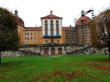 Německo, zámek Moritzburg