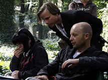 Z natáčení filmu 3 sezóny v pekle