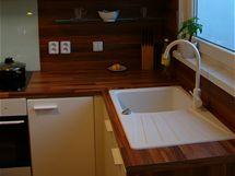 Kuchyně je pro nás srdcem bytu. Je moderní a útulná