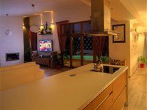 V jednoduchosti je krása a pořádek, říká majitel minimalistické kuchyně