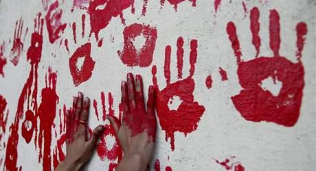 Indie si připomíná teroristické útoky v Bombaji (26. listopadu 2009)