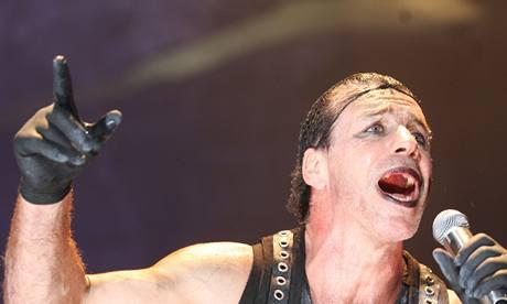 Rammstein v pražské O2 areně