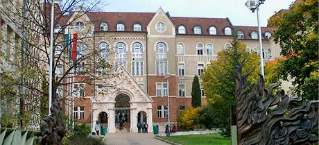 Univerzita v Pécsi patří k nejstarším v Evropě, byla založena v roce 1367.