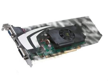 nVidia GeForce 310 - vize a realita