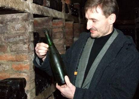 sklepmistr Antonín Koníček