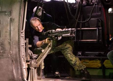 James Cameron natáčí film Avatar