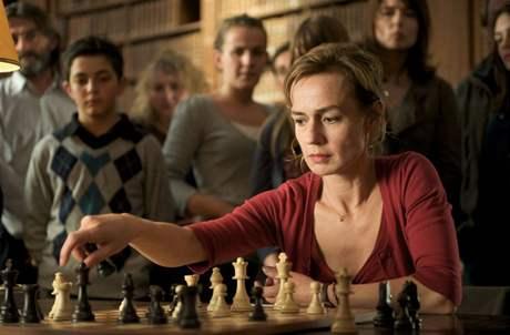 Z filmu Šachová hráčka